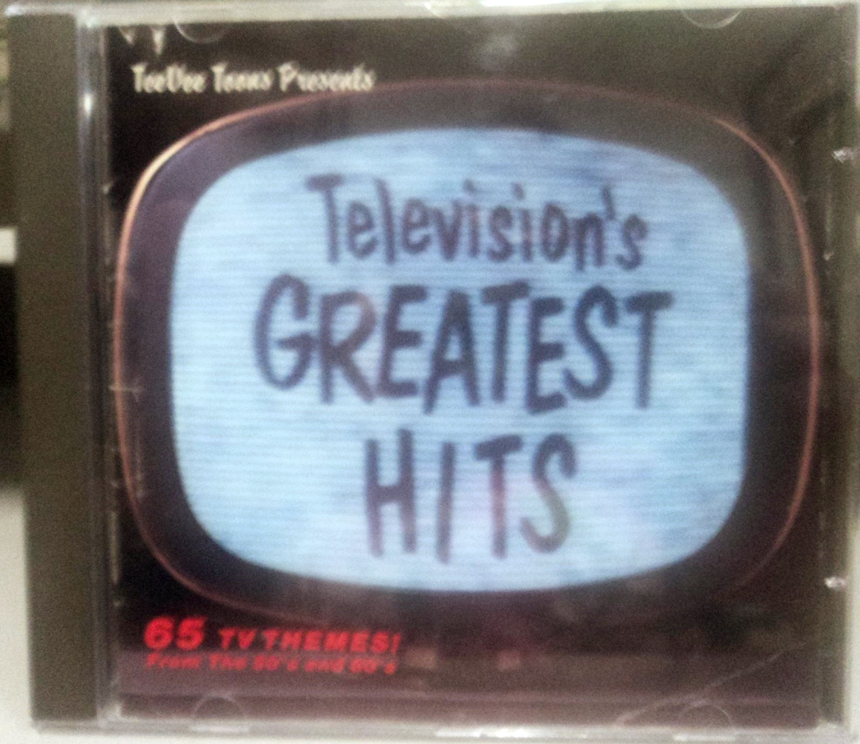 tv hits cd