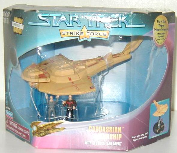 star trek strike force Cardassian